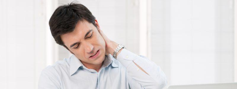 פגיעה בצוואר בתאונת דרכים